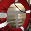 Pôr-do-sol à bordo de um cruzeiro