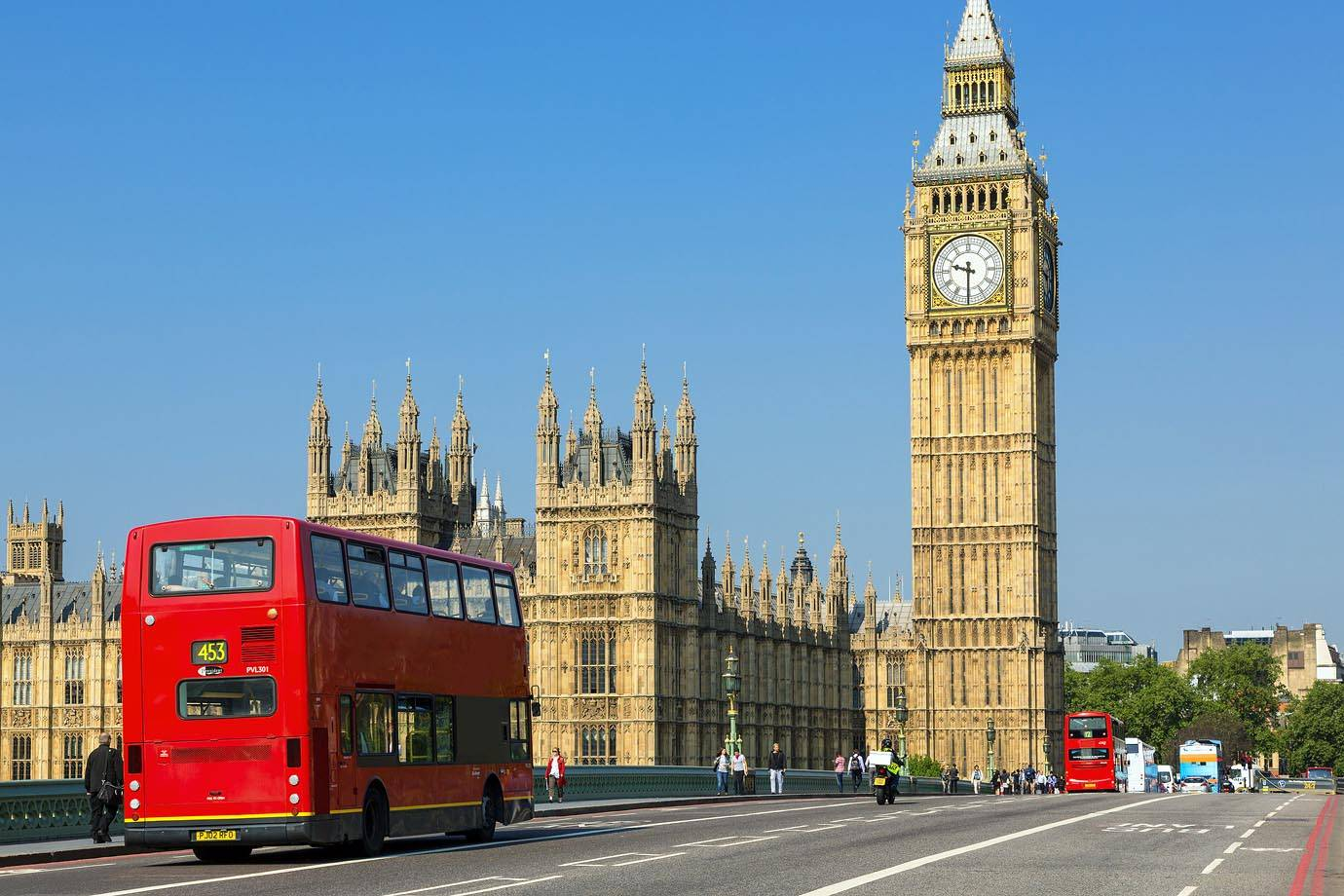 Pacote para Londres e Escócia – saída em agosto