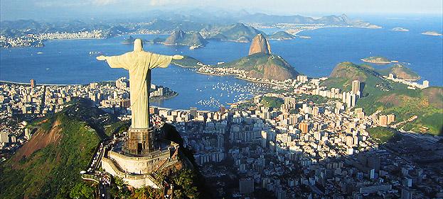 Rio de Janeiro – várias saídas e réveillon