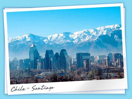 Corpus Christi em Santiago/Chile