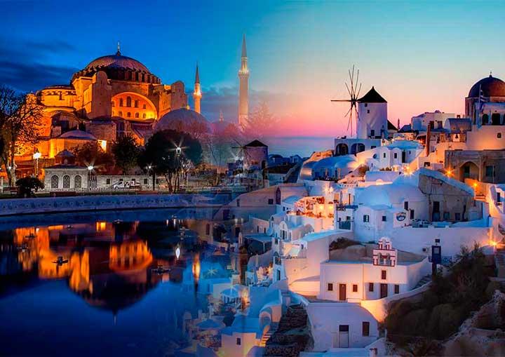 Férias de julho de 2019 – Grécia e Turquia